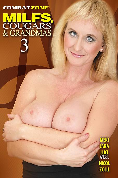 MILFS, Cougars, and Grandmas #3