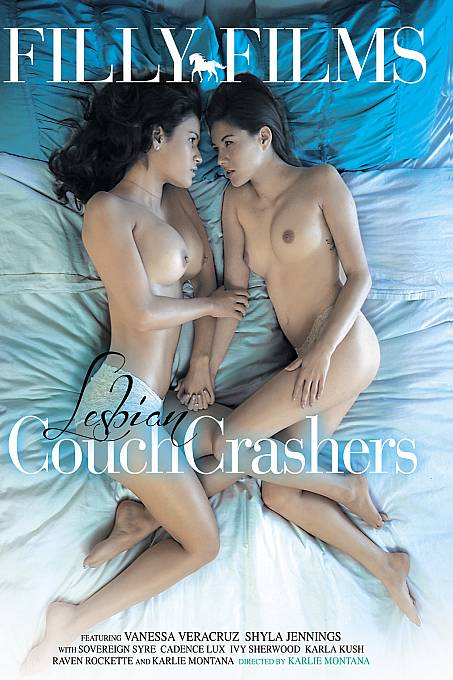 Lesbian Couch Crashers