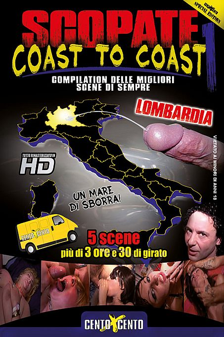Coast To Coat Fucking In Italy