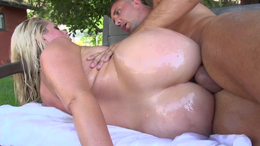 Oiled Up Anal 2