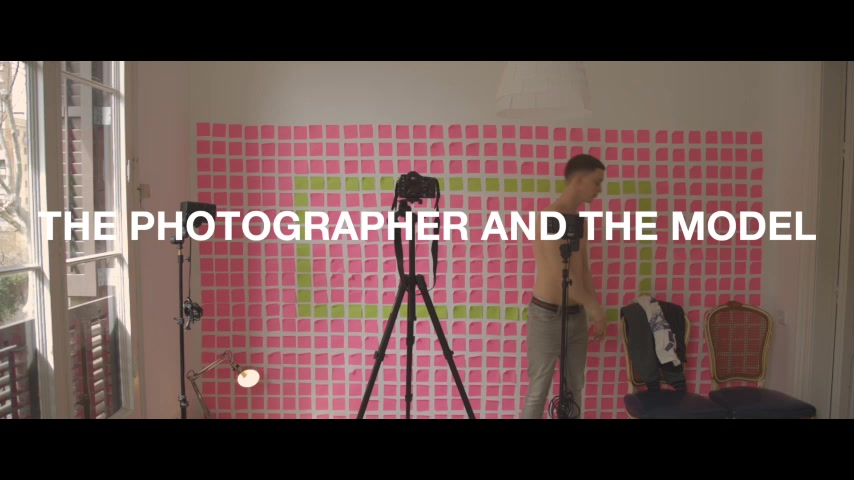 The Photographer And The Model