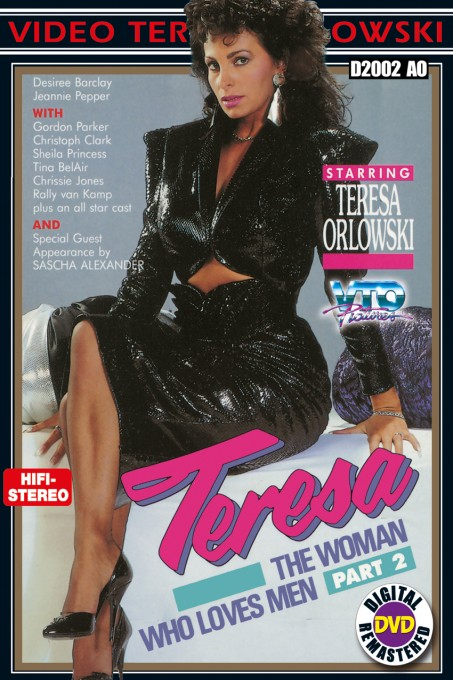 Classic: Teresa The Woman who loves Men II
