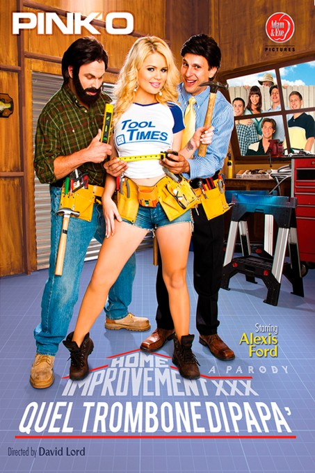 Home improvement XXX a parody. Quel trombone di papa'