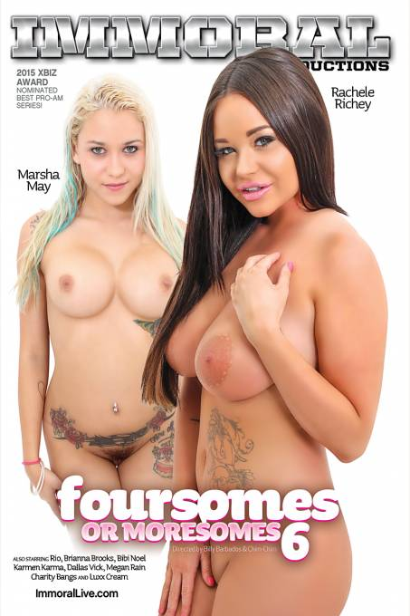 Foursomes or Moresomes 6