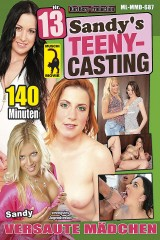 Sandy´s Teeny-Casting 13