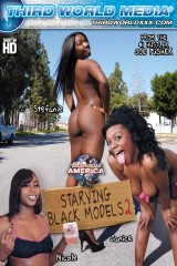 Starving Black Models 02