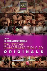 Deutsche Gangbang Girls 20 - Nightclub Amateur Series