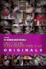 Deutsche Gangbang Girls 40 - Nightclub Amateur Series