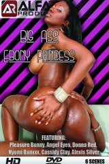 Big Ass Ebony Princess