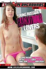 Young Russian Backdoor Lovers