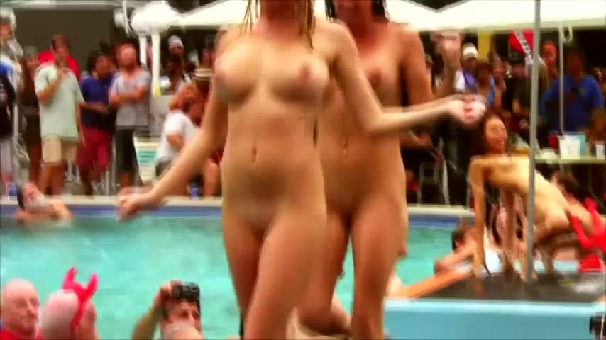 Nude Girls Wild Sexy Out of Control!