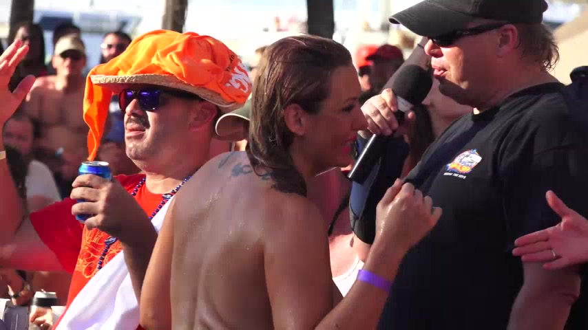 Kinky Coeds Out of Control in Key West (Uncensored)